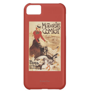 Comiot Motocycles Woman and Geese Promo Poster Case For iPhone 5C