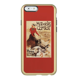 Comiot Motocycles Woman and Geese Promo Poster Incipio Feather Shine iPhone 6 Case