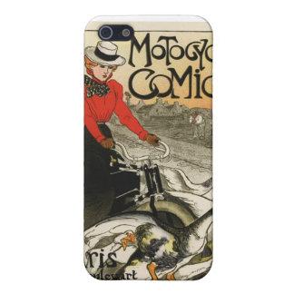 Comiot Motorcycles iPhone 5 Covers