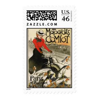 Comiot Motorcycles Stamp