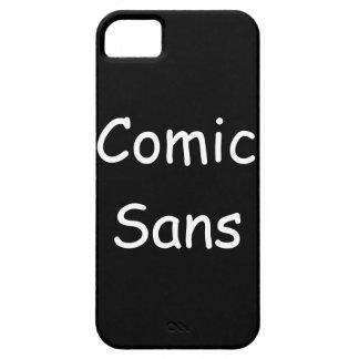 Comis Sans iPhone SE/5/5s Case