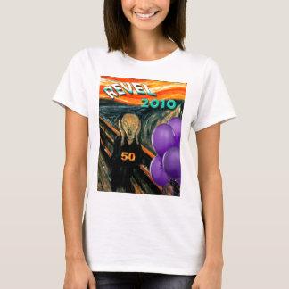 Comis Scream 50th Birthday T-Shirt