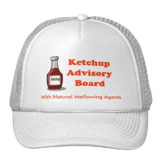 Comité consultivo de la salsa de tomate gorros