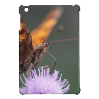 Comma Butterfly, Polygonia c-album iPad Mini Case