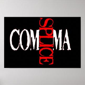 Comma Splice Gifts on Zazzle