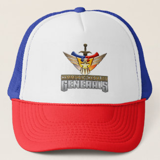 command and conquer generals trucker hat