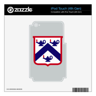 Command & General Staff College Fort Leavenworth iPod Touch 4G Skins