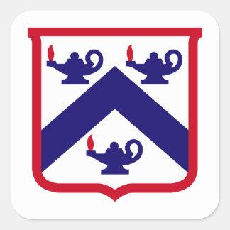 Command & General Staff College Fort Leavenworth Square Sticker