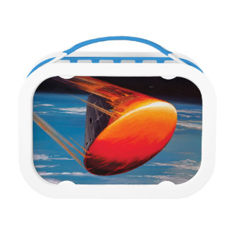 Command Module Re-entry Yubo Lunch Box