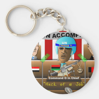 Command O In Chief Key Chains
