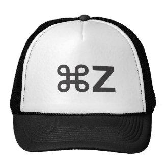 command Z Trucker Hat