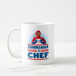 Commander in Chef Coffee Mug