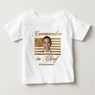 Commander in Chief, Barack Obama Baby T-Shirt