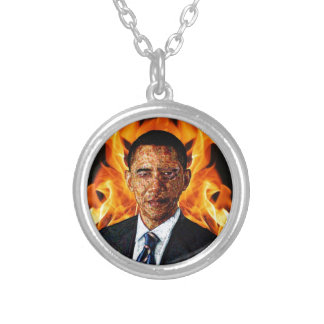 Commander in Chief Personalized Necklace