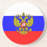 Commander In Chief Of Russia, Russia Drink Coasters