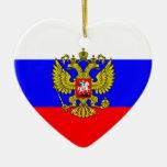 Commander In Chief Of Russia, Russia Ornament