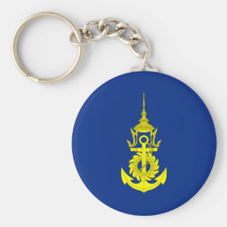 Commander-In-Chief Of The Royal Thai Navy, Thailan Keychain