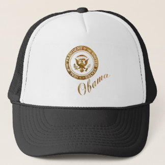 Commander in Chief, President Barack Obama Trucker Hat