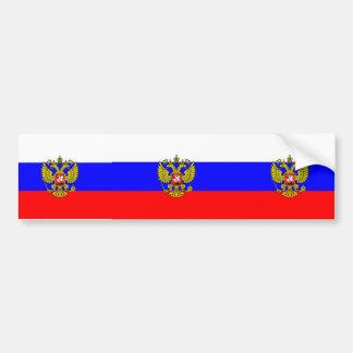 Commander in chief Russia, Russia Bumper Sticker