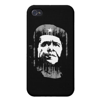 Commander Obama iPhone 4 Covers
