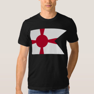 Commander Of Imperial Japanese Navy, Japan flag Tee Shirt