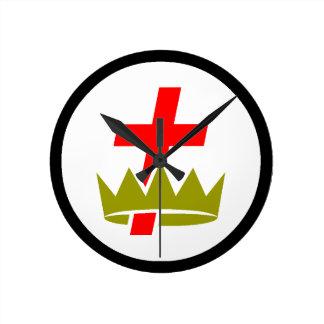 Commandery Round Clock