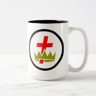Commandery Two-Tone Coffee Mug