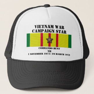 Commando Hunt VII Campaign Trucker Hat