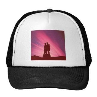 Commando Memorial Trucker Hat