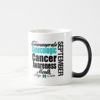 Commemorate Gynecologic Cancer Awareness Month Coffee Mug