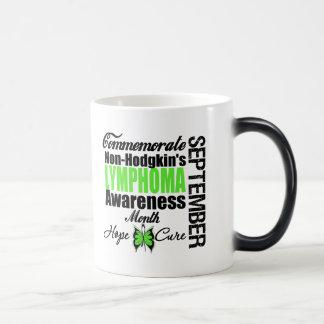 Commemorate Non Hodgkins Lymphoma  Awareness Month Mugs
