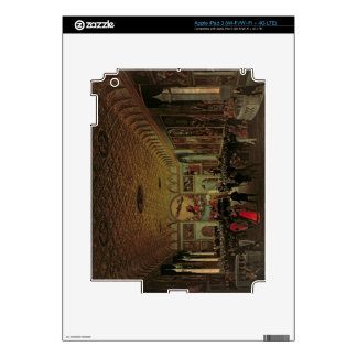 Commemoration of Antonio Canova (1757-1822) in the iPad 3 Decal
