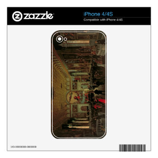 Commemoration of Antonio Canova (1757-1822) in the Skin For iPhone 4