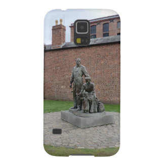 Commemoration of the Liverpool Emigrants Case For Galaxy S5