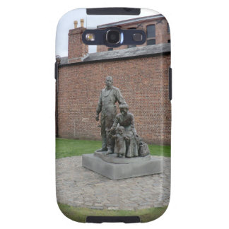 Commemoration of the Liverpool Emigrants Samsung Galaxy S3 Cover