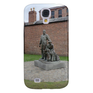 Commemoration of the Liverpool Emigrants Samsung Galaxy S4 Cases
