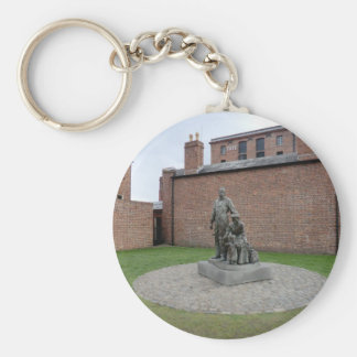 Commemoration of the Liverpool Emigrants Keychains