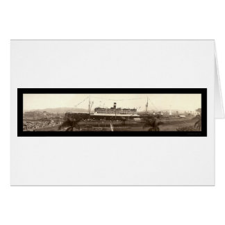 Commemoration Panama Photo 1939 Card