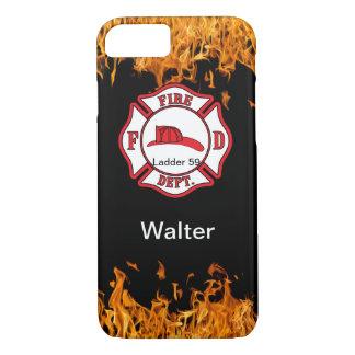 Commemorative Firefighters Case