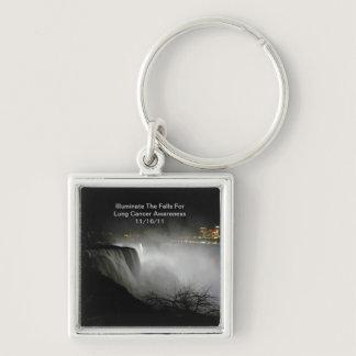 Commemorative Illuminate The Falls Key Ring Keychain