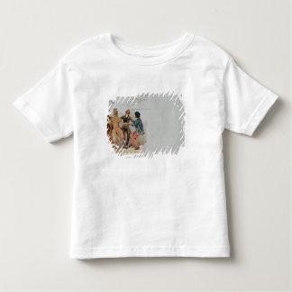 Commemorative Postcard of the opera 'La Toddler T-shirt