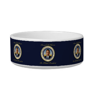 Commemorative President Barack Obama Re-Election Bowl