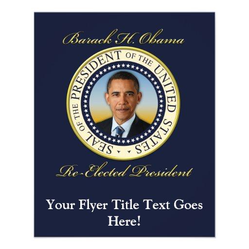 presidential flyer maker