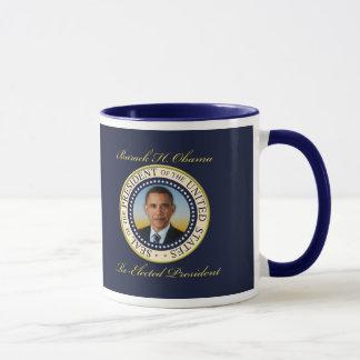 Commemorative President Barack Obama Re-Election Mug