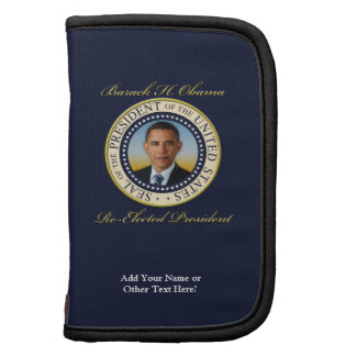 Commemorative President Barack Obama Re-Election Organizer