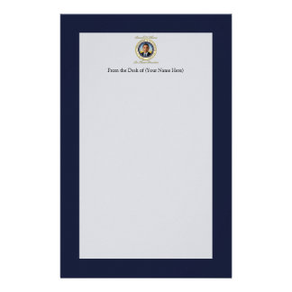 Commemorative President Barack Obama Re-Election Stationery