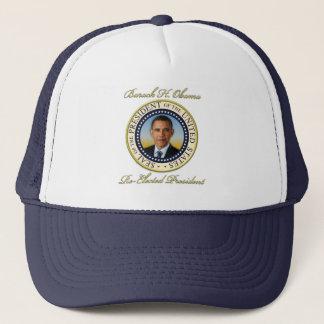 Commemorative President Barack Obama Re-Election Trucker Hat