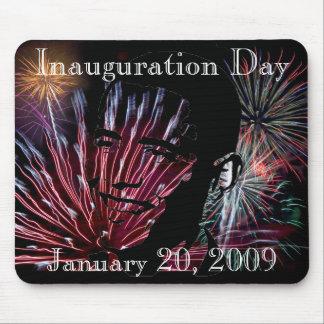 Commemorative President Obama Inauguration Mouse Mat