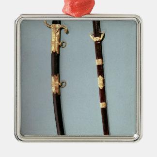 Commemorative sword given by Napoleon Bonaparte Metal Ornament