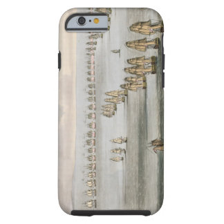 Commencement of the Battle of Trafalgar, 21st Octo Tough iPhone 6 Case